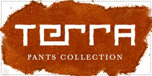 """Terra"" Pants Collection. Custom pants for men"