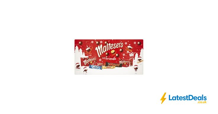 Maltesers and Friends Selection Box Large 213g Free C&C, £2.75 at Wilko