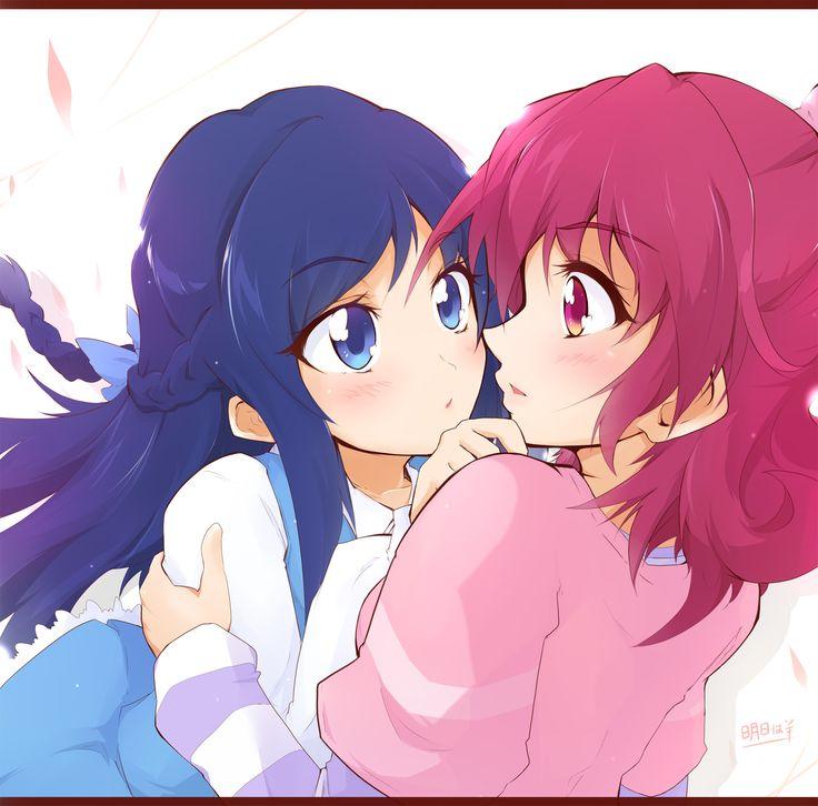 Rikka et Aida
