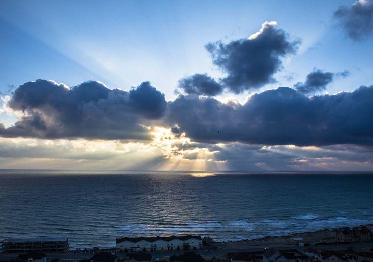 Photo aktau sunset by Teoman Rıza Güneri on 500px
