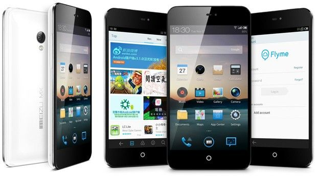 Meizu MX2 - Quad Core Android Smartphone