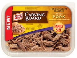 New $1/1 Oscar Mayer Carving Board Coupon + Acme Instant Savings Deal! - http://www.livingrichwithcoupons.com/2012/12/new-11-oscar-mayer-carving-board-coupon-acme-instant-savings-deal.html Tried it with the KYVAN sauce--delish!
