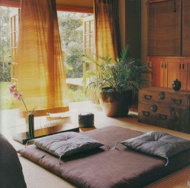 Zen Space Home Pinterest