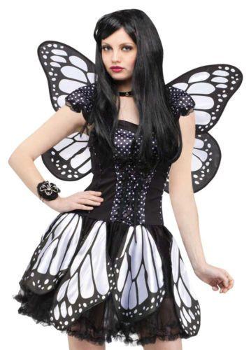 Butterfly Halloween Costume Dark Fairies And Sexy Women