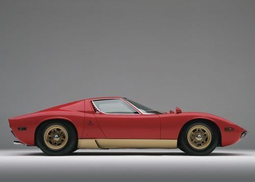 Ordinaire Lamborghini Miura: The First American SV
