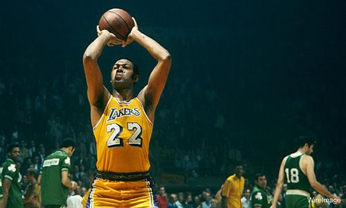 https://www.barrystickets.com/blog/los-angeles-lakers-all-time-roster/ #elginbaylor #losangeleslakers #lakers