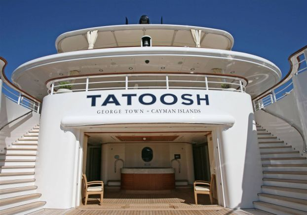 "tatoosh yacht interior | For Sale or Charter the 303Ft. yacht ""Tatoosh"""