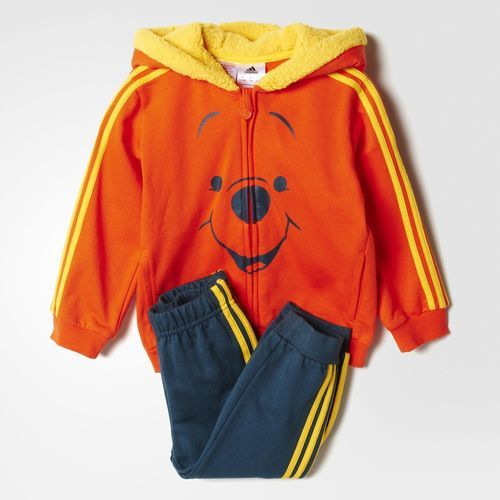 Sweat-shirt Winnie the Pooh - rouge adidas | adidas France