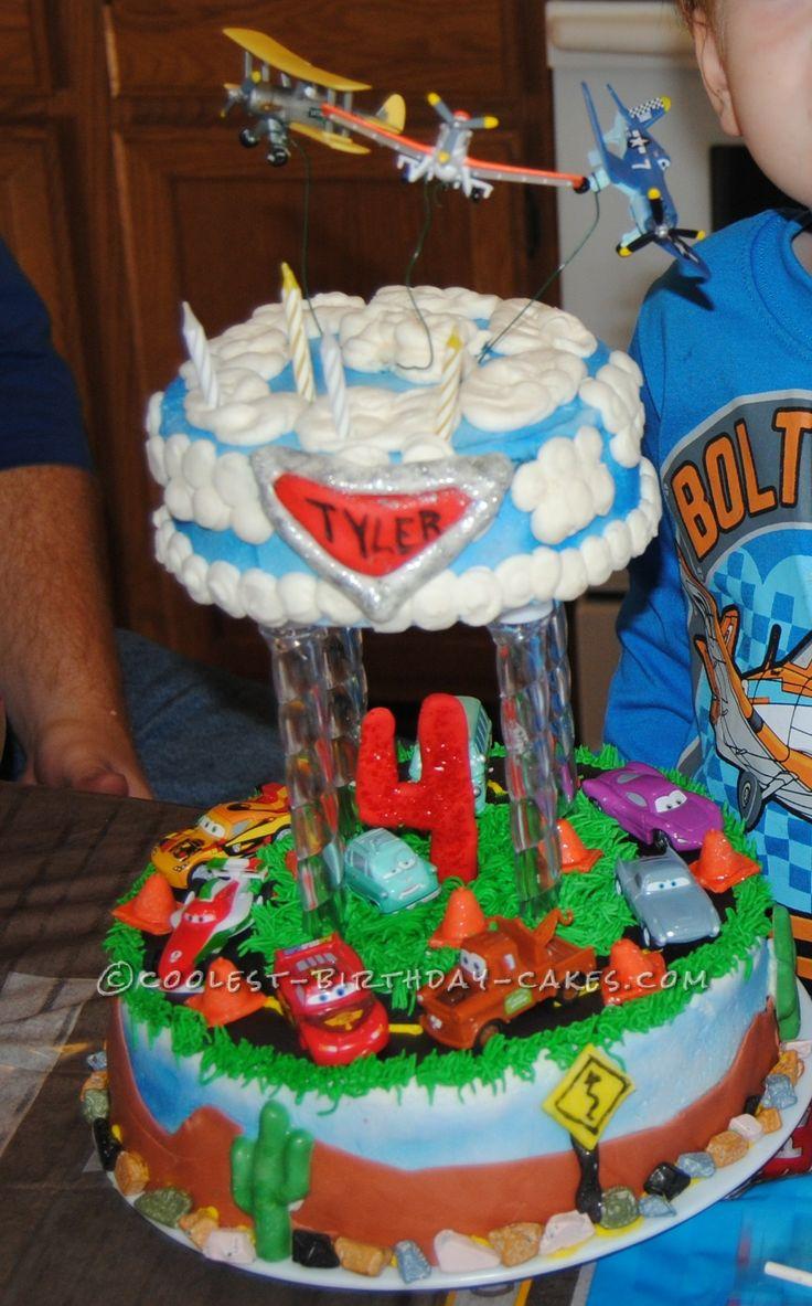 disney planes cake ideas - photo #24