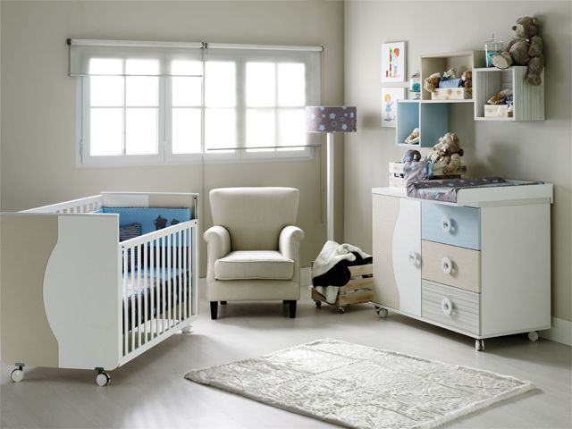 35 best Mueble Bebé. Ros Mini 2014 images on Pinterest | Baby rooms ...