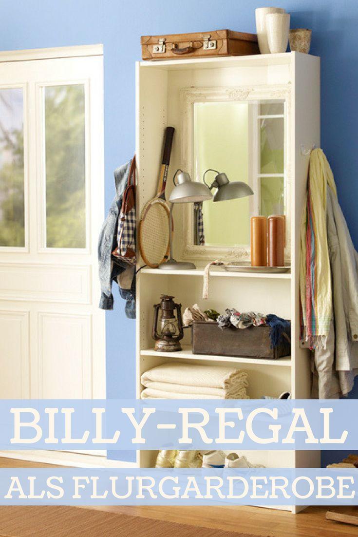 Einfache Dekoration Und Mobel Zuhause Einen Kuehlen Kopf Bewahren #18: Billy-Regal Aufpeppen