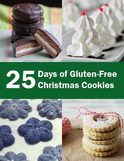 25 Gluten-Free Christmas Cookies                                                                                                                                                                                 More