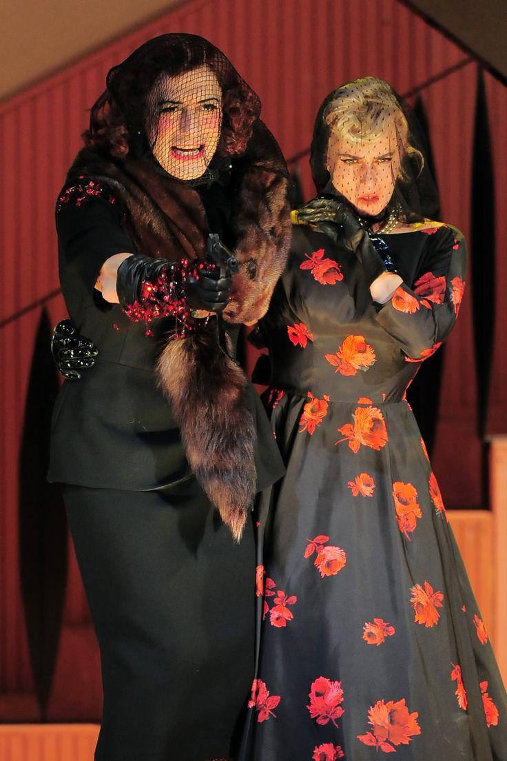 Mrs Fairytale e Mrs Emerald - Filippo Timi e Lucia Mascino
