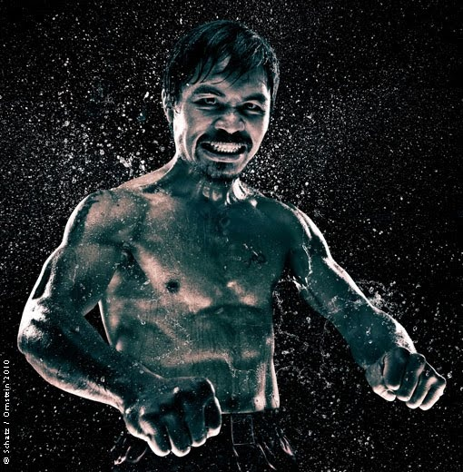 Manny Pacquiao art, more @ http://www.TheSportsWonk.com