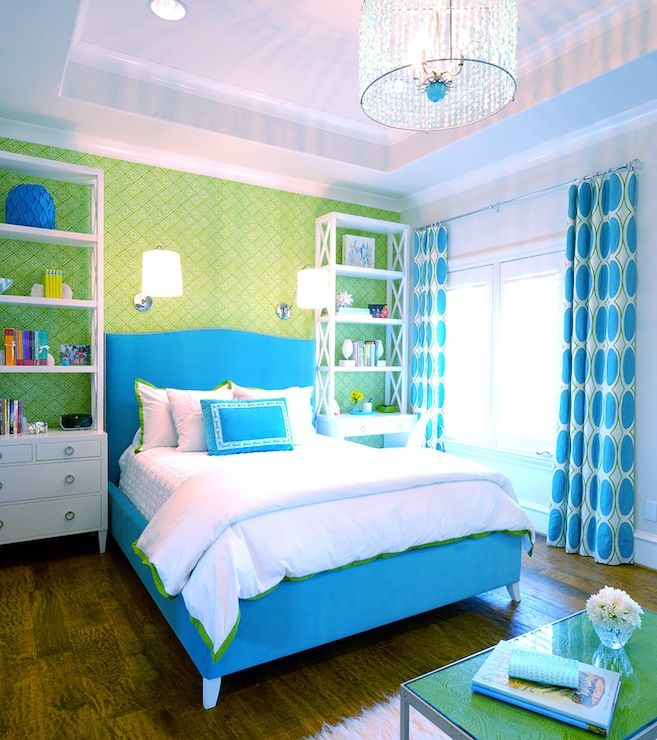 1000+ Ideas About Green Girls Rooms On Pinterest
