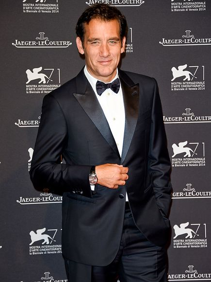 Star Tracks: Wednesday, September 3, 2014 | BLACK TIE | Actor Clive Owen gets dapper Tuesday in Italy while attending a gala for the Venice Film Festival.