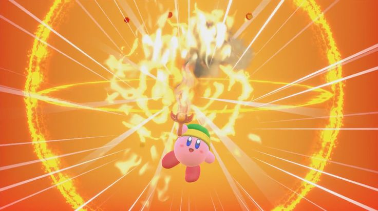 New Kirby game announced for a 2018 release on the Switch