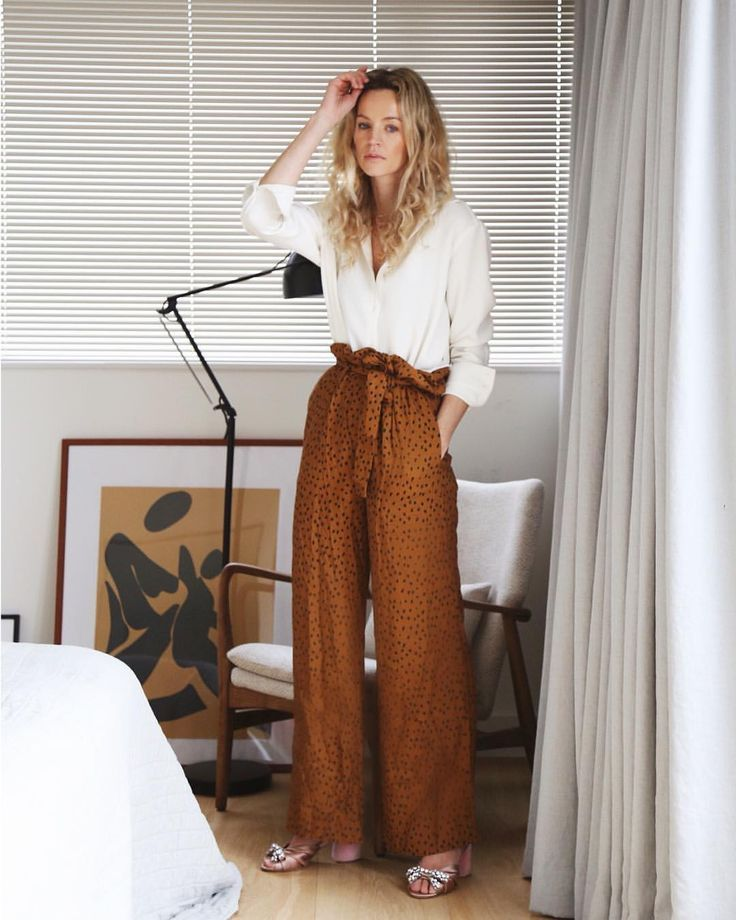 f6f20859c1ba wide leg pants. wide leg pants Vintage Summer Style