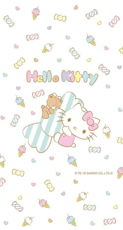 Group Of Hello Kitty Sanrio Wallpaper