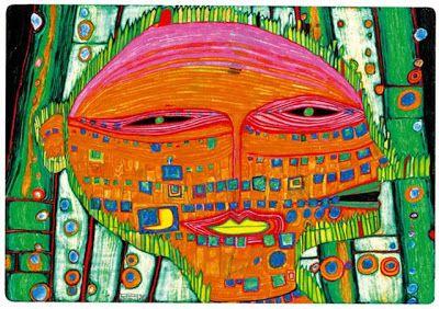 La Paradoja de la Percepción: HUNDERTWASSER y sus cinco pieles