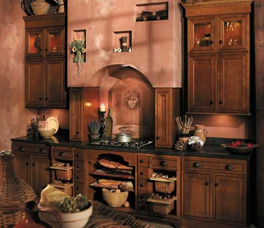 Best 71 Best Kitchens Medium Brown Images On Pinterest 400 x 300