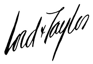 Lord & Taylor logo | SHOECATIONS...it's just that serious ...  Lord And Taylor Horizontal Logo