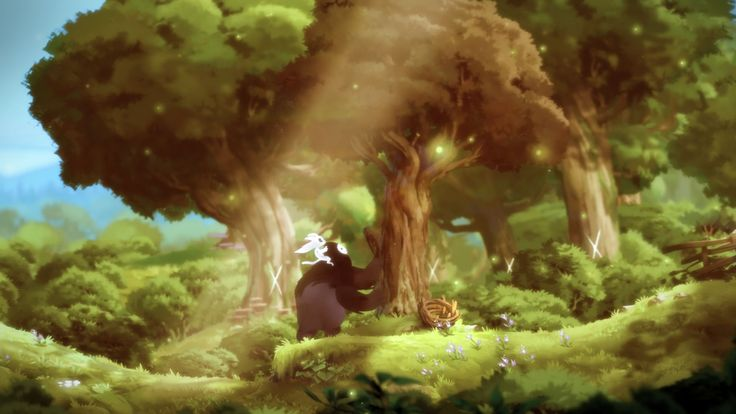 E3 2014: Ori and the Blind Forest is a Beautiful Metroidvania ...