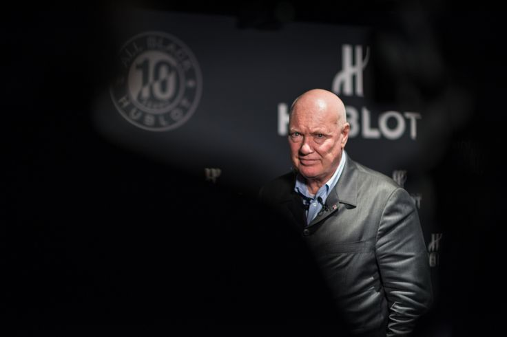 Interview with Jean-Claude Biver: Hublot and the African market