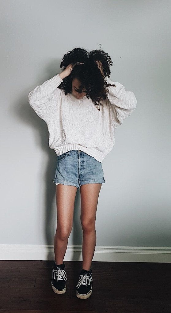 Vintage* Levis Denim High Waisted Shorts by itsMagari on Etsy