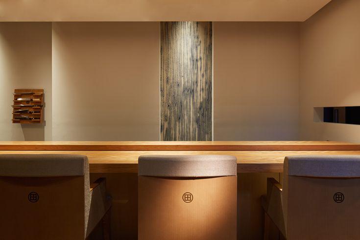 旬膳わだ #japanese #modern #ideas #interior#sushi restaurant