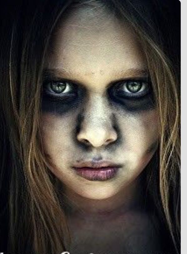 I think this would be great makeup for my room in the haunted house.