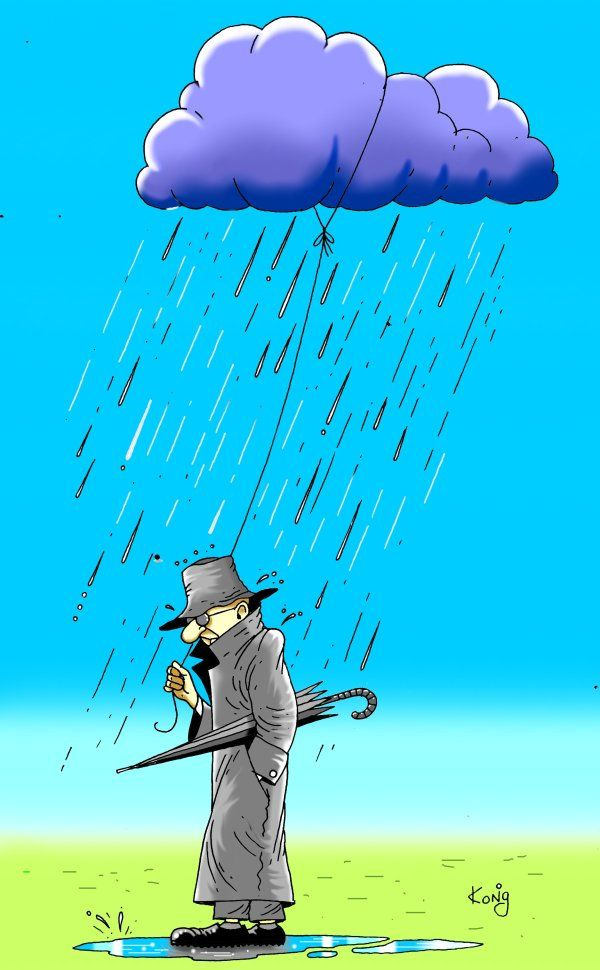 Объемные внутри, смешные картинки про оптимистов и пессимистов