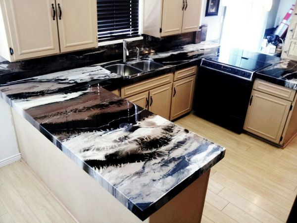 25 unique epoxy table top ideas on pinterest resin for Creative table tops