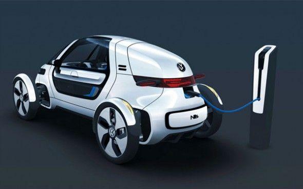 Volkswagen Concept Car Up! Variation