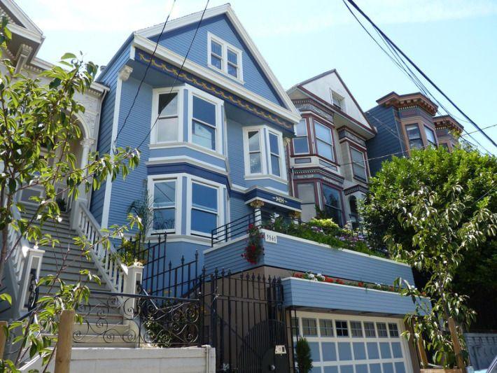 Maison Bleue San Francisco