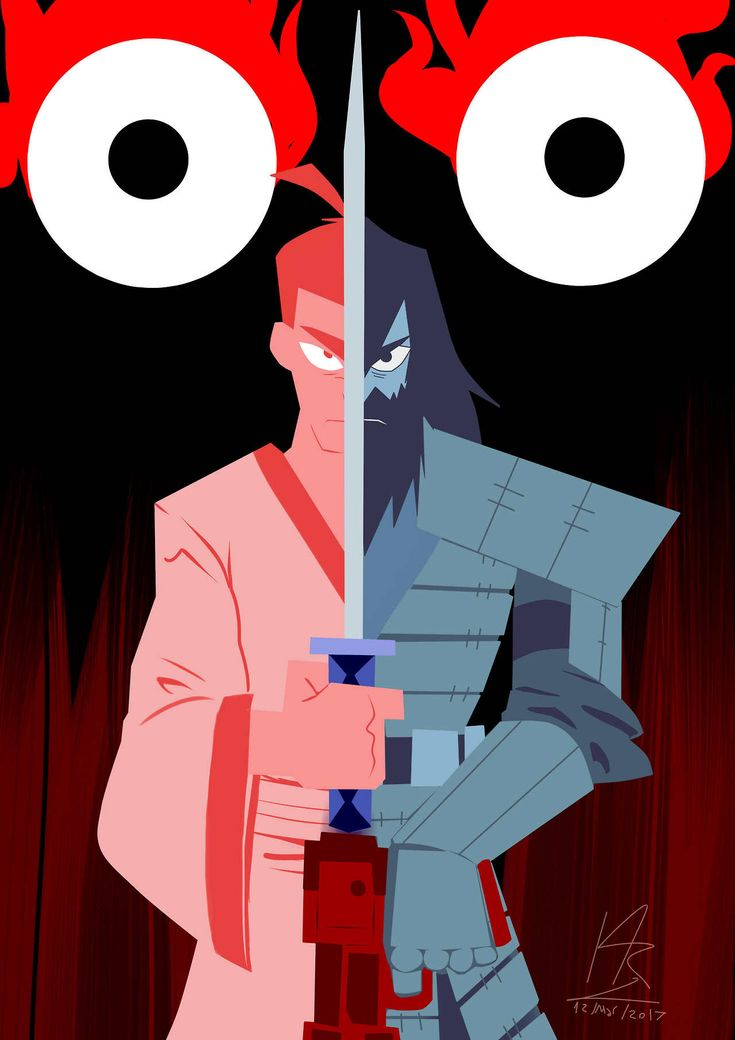 """The sword of the past, the gun of the future. Still the same warrior"" OOOOOOOOOOOOOOOOH BOI, what a year to be alive! The fith season of Samurai Jack has finally arrived, and of course, IT'S FREAKING..."