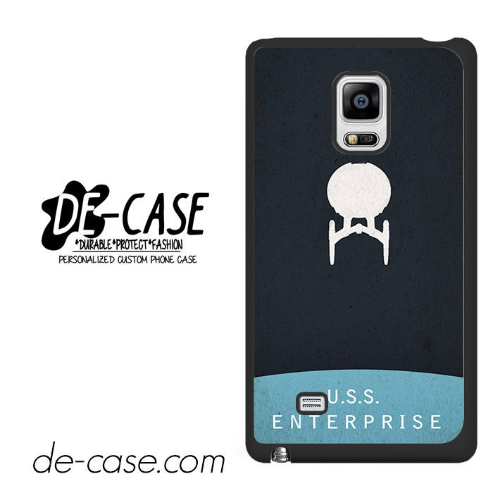 Star Trek Enterprise DEAL-9937 Samsung Phonecase Cover For Samsung Galaxy Note Edge