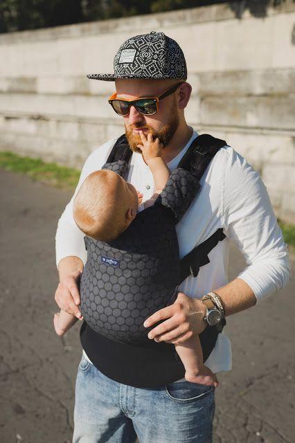babycarrier Zaffiro Care - nosidełko ergonomiczne