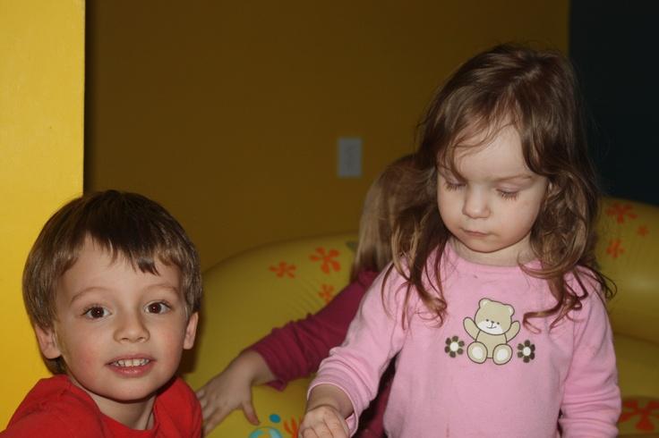 Jaelyne and William
