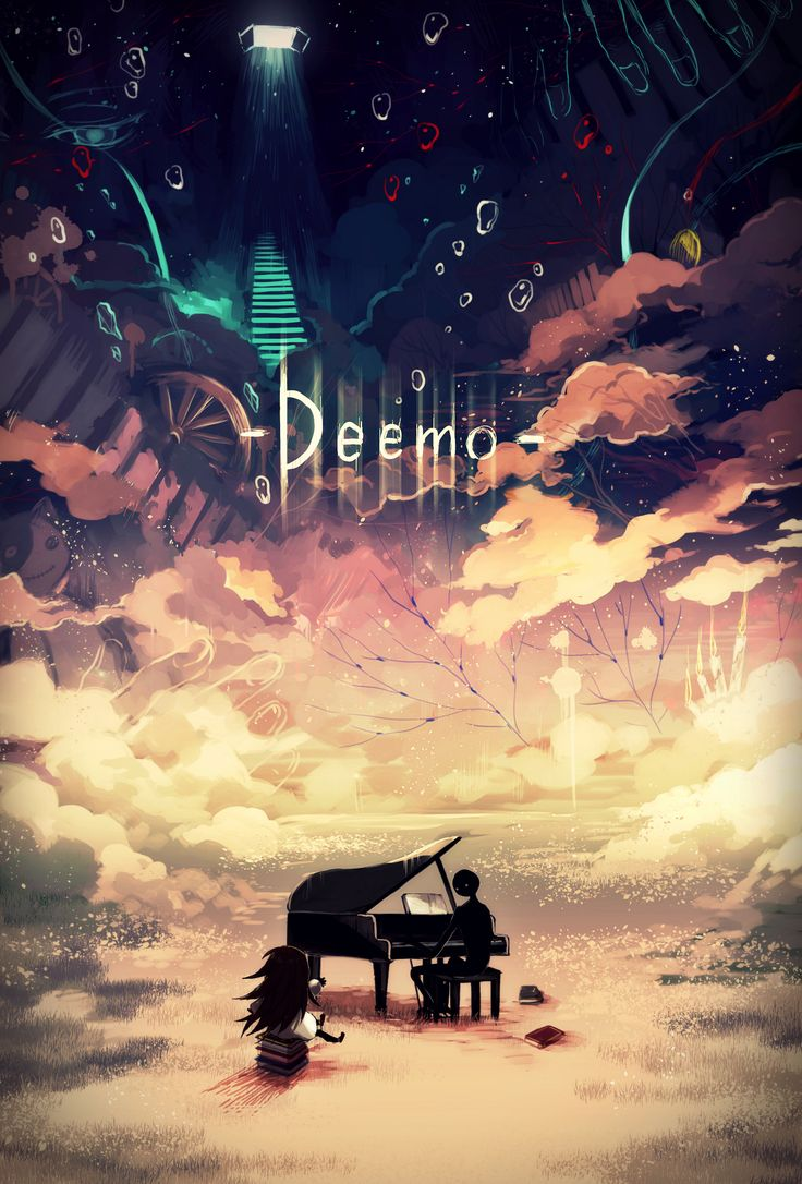(注ネタバレ)Deemoまとめ #art #illustration #manga #scenery