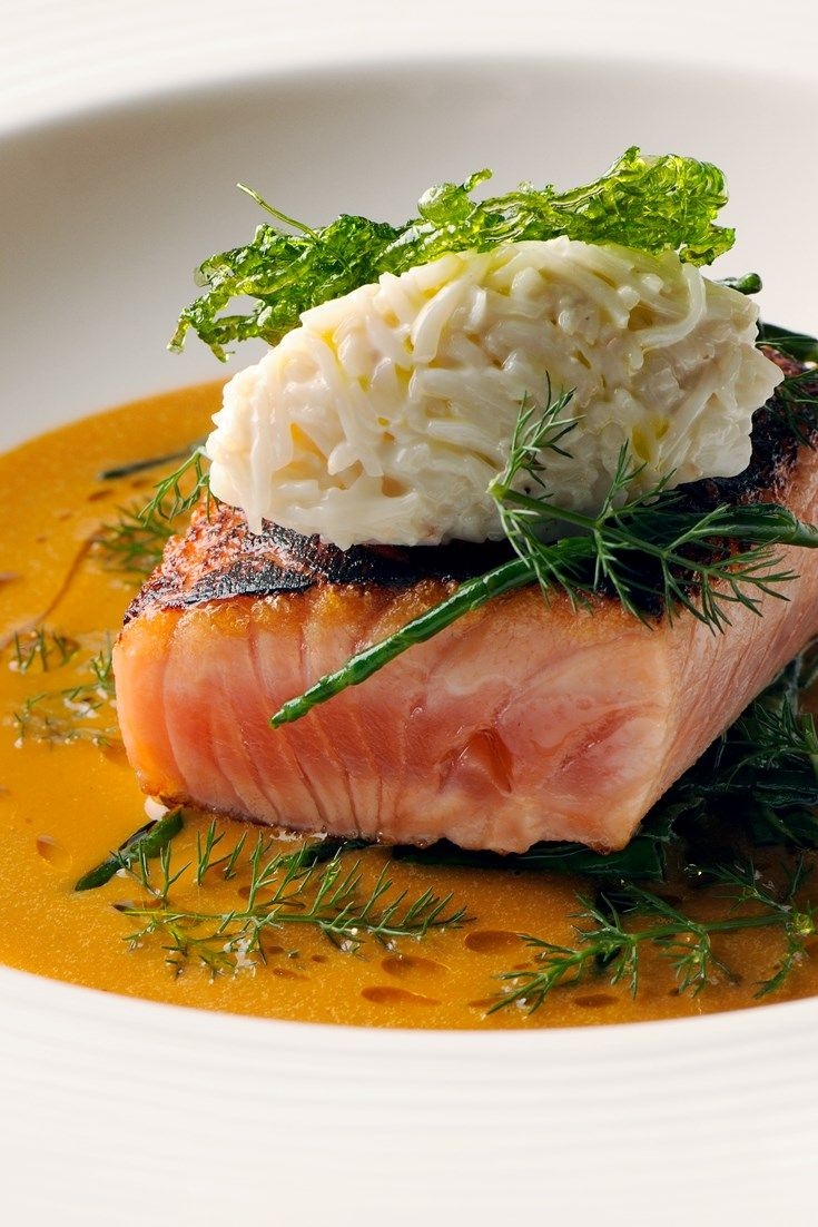 A wonderful collection of sea trout recipes from Great British Chefs served in a variety of ways including cured, salt-baked and pan-fried.