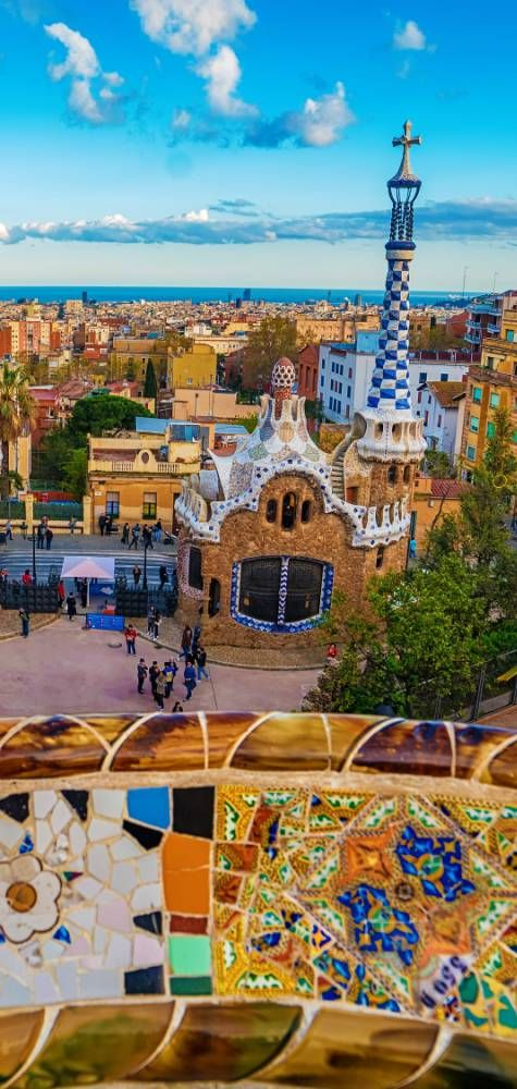 Barcelona - Catalonia's cosmopolitan capital, Barcelona is a bohemian beachside metropolis with a vibrant arts scene.