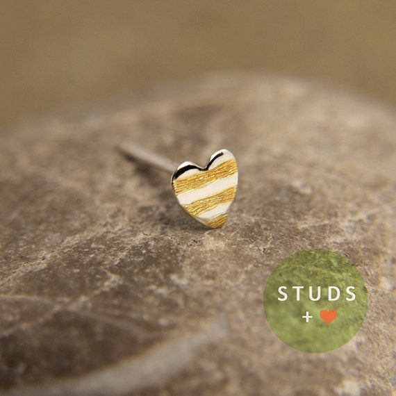Hey, I found this really awesome Etsy listing at https://www.etsy.com/listing/205297972/cartilage-or-tragus-heart-sterling