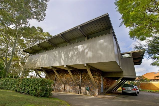 Lyons House - Robin Boyd