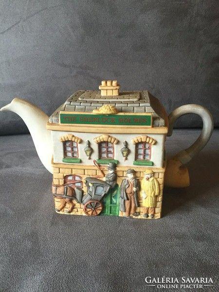 Sherlock Holmes tea kionto