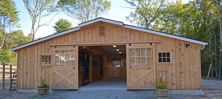Low Profile Barns Trailside in 2020 Shed, Cozy house