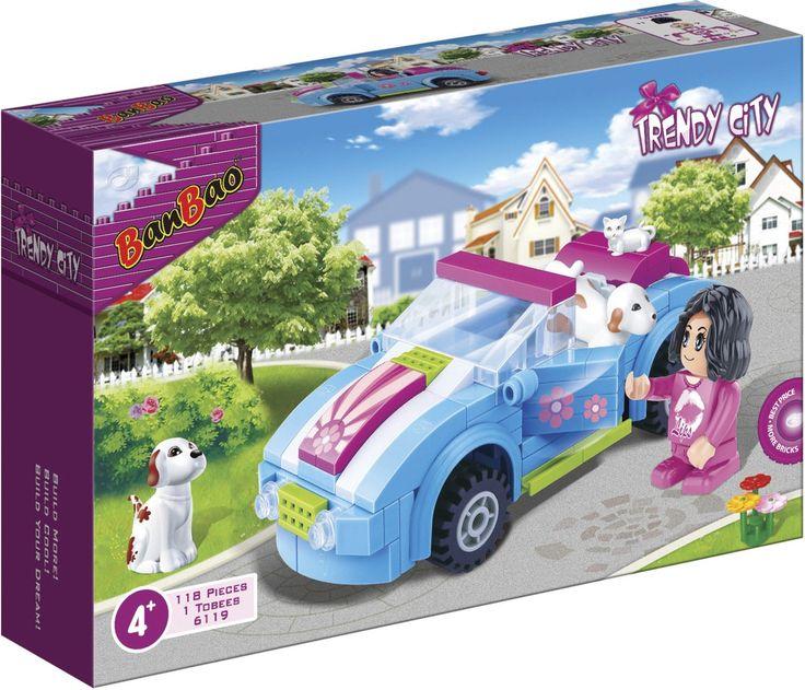 BanBao Trendy City Cabriolet - 6119 € 7,99 bij bol.com
