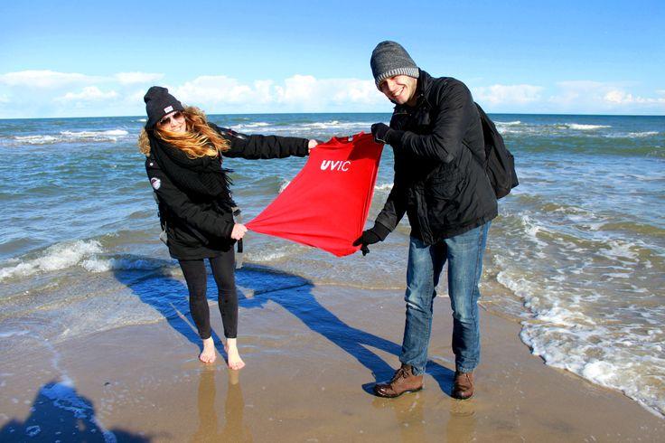 Laura Baltanás Serrano, estudiant de Mestre d'Educació Infantil, ha participat al programa Erasmus a Skagen, la part més al nord de Dinamarca. #CampusInternacional #UVic #uviclife #uvic #LaUVicAlMón #Denmark #education
