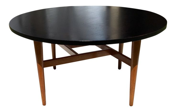 Mid-Century Gordon Russell Teak Coffee Table on Chairish.com