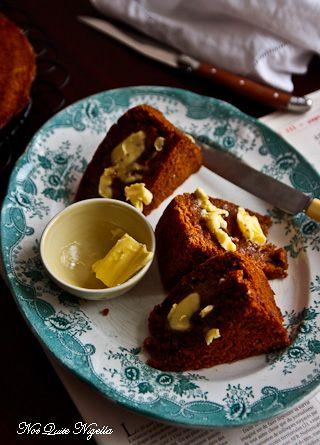 Dutch Spice Cake - Ontbijtkoek